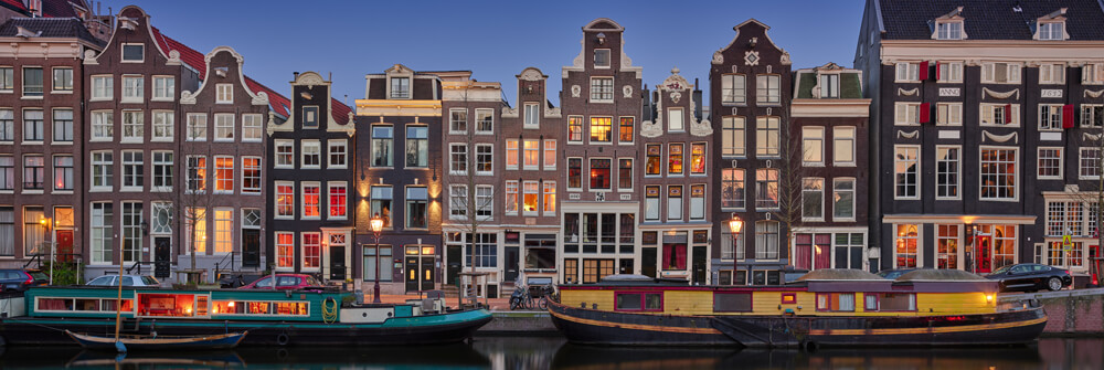 Holland on photo wallpaper