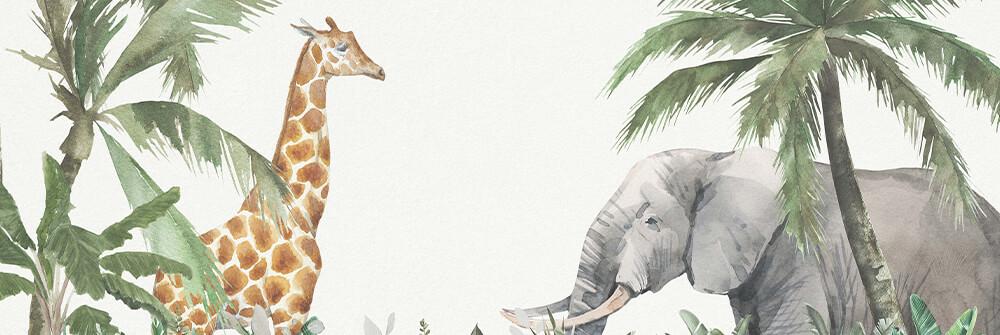Lemonwalls wallpaper illustrations