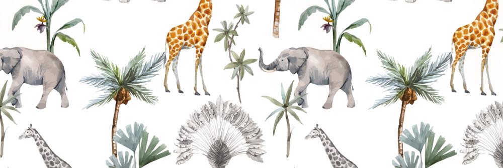 Wallpaper for children