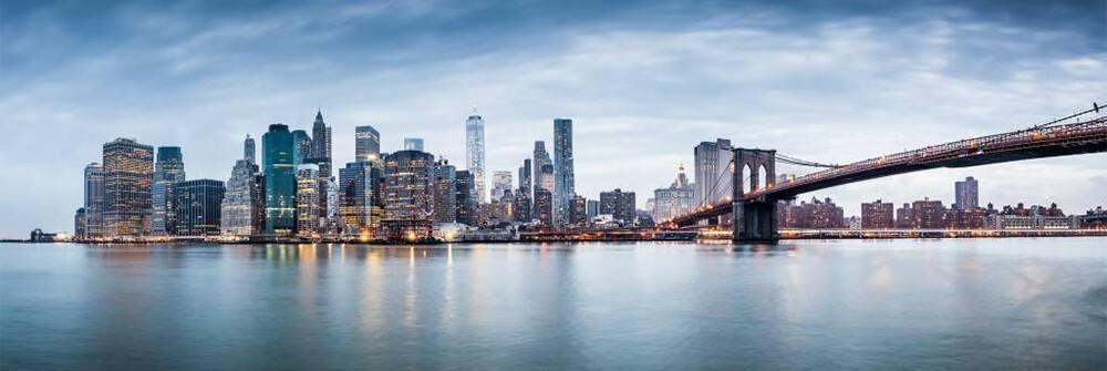 New York Photo Wallpaper
