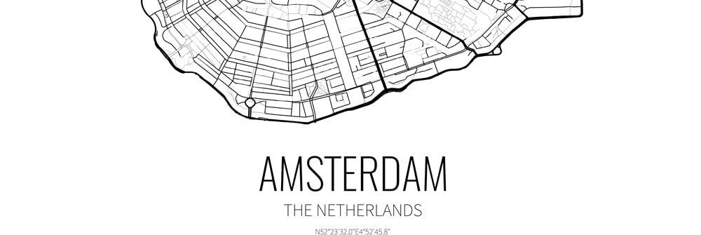 City Maps on wallpaper