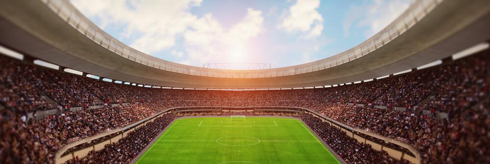 Stadiums on Wallpaper