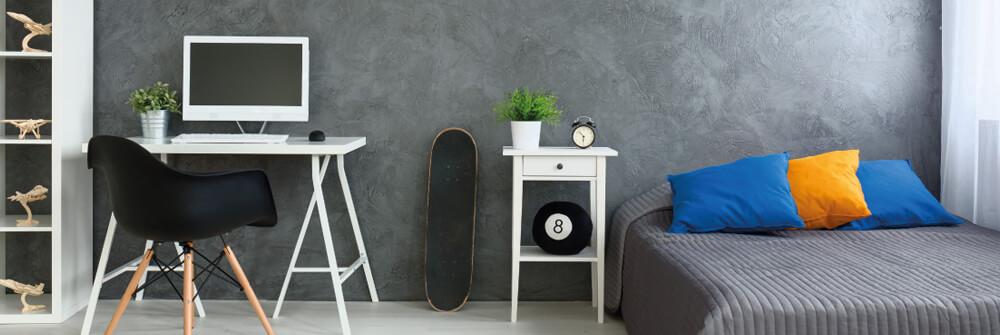 Teenage room Photo Wallpaper