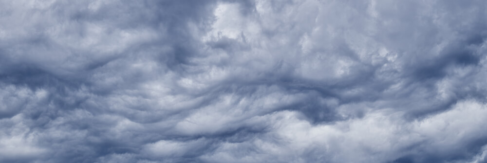Photo Wallpaper of clouds