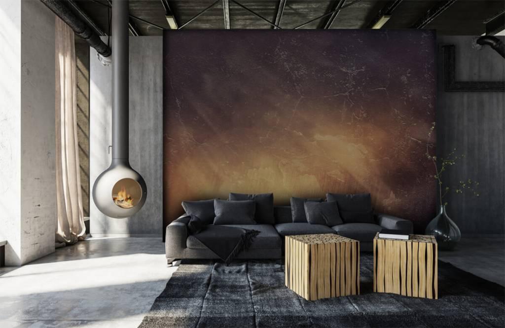 Stone wallpaper - Sunbeams - Management 1