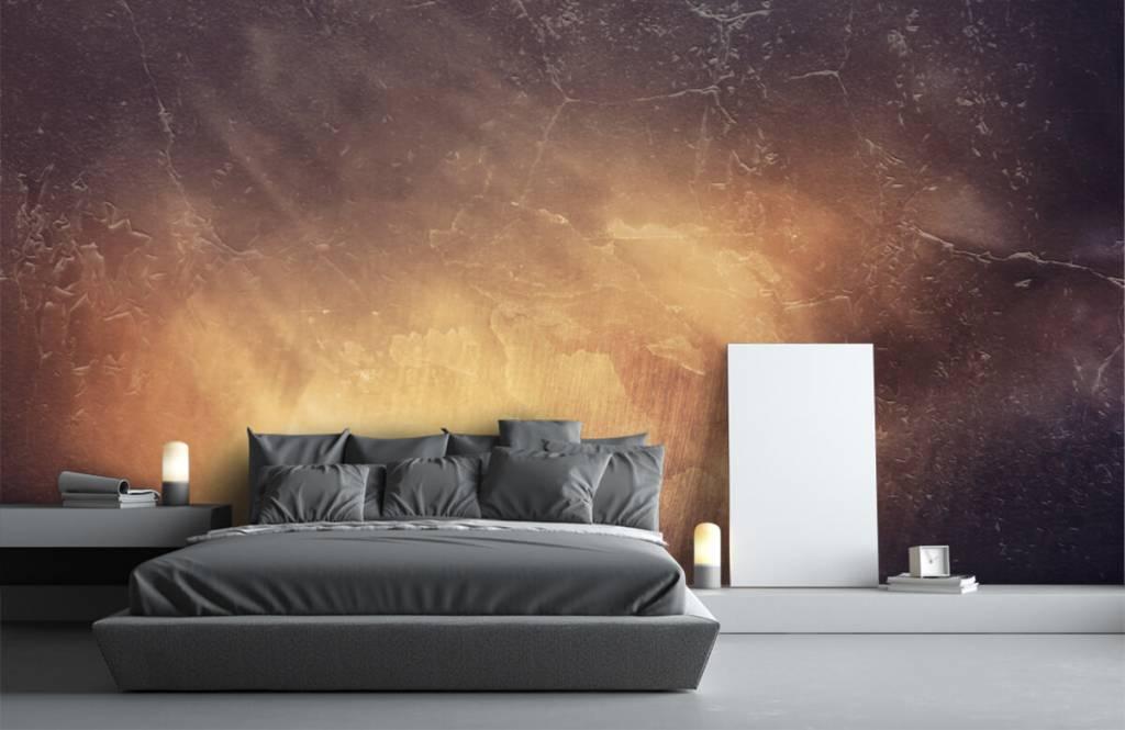 Stone wallpaper - Sunbeams - Management 2
