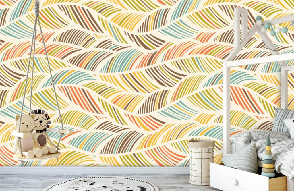 Other - Abstract springs - Children's room 1