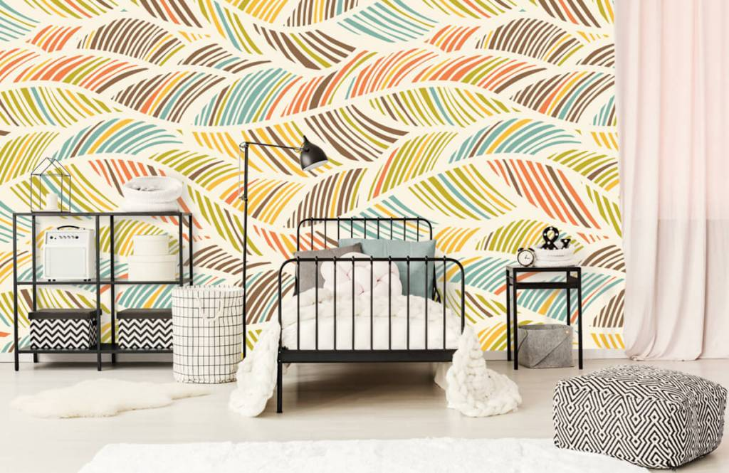 Other - Abstract springs - Children's room 2