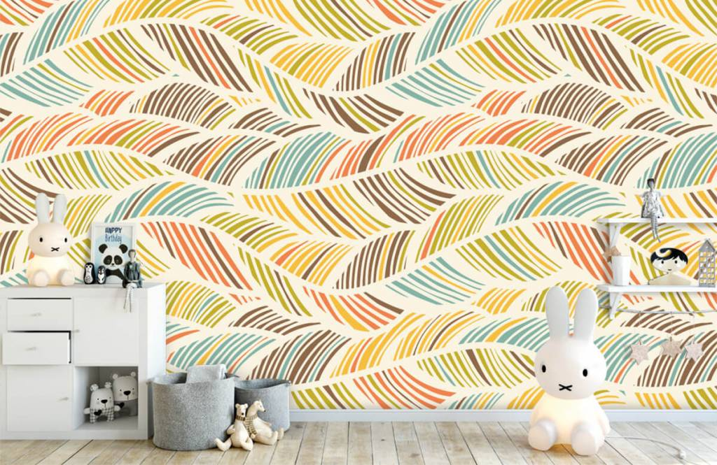 Other - Abstract springs - Children's room 4