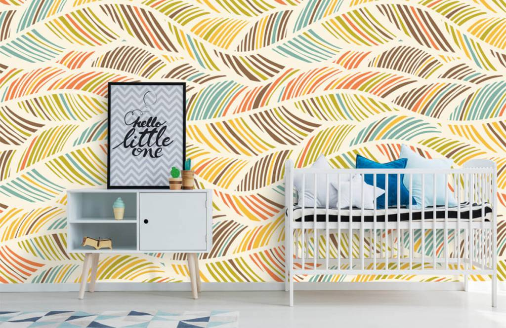 Other - Abstract springs - Children's room 6