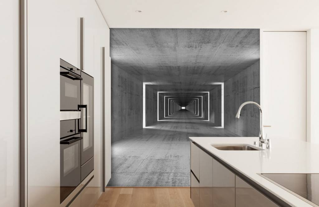 Other - Concrete tunnel - Office 5