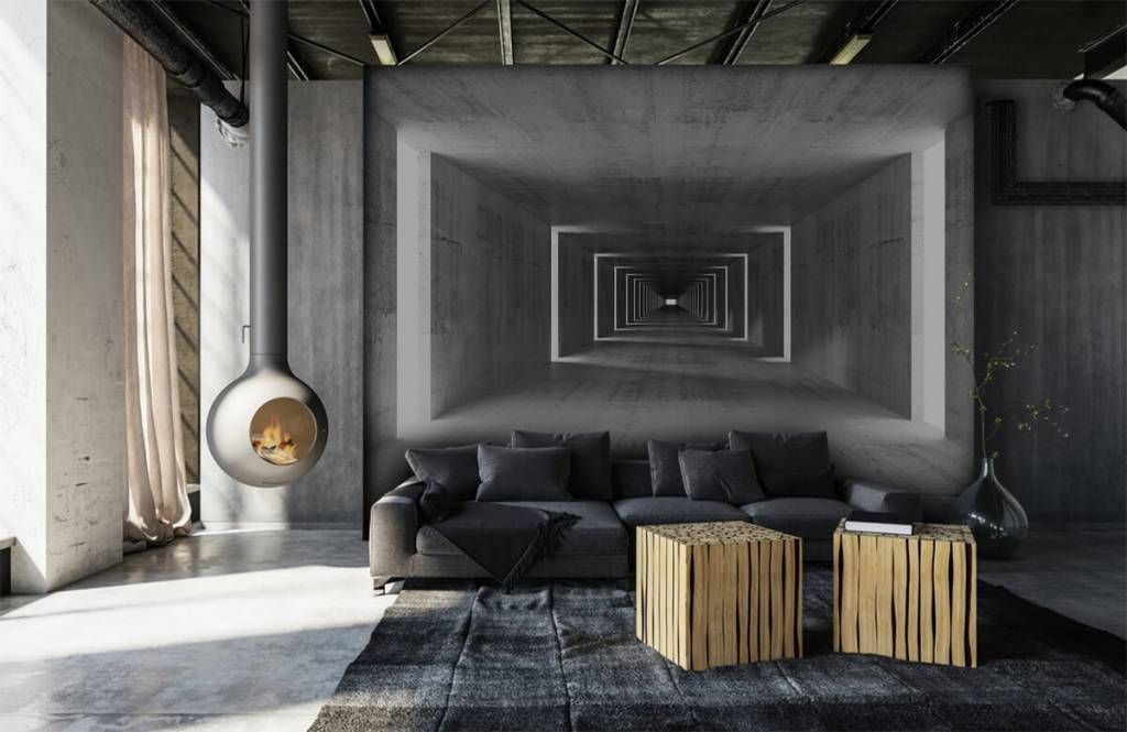 Other - Concrete tunnel - Office 7