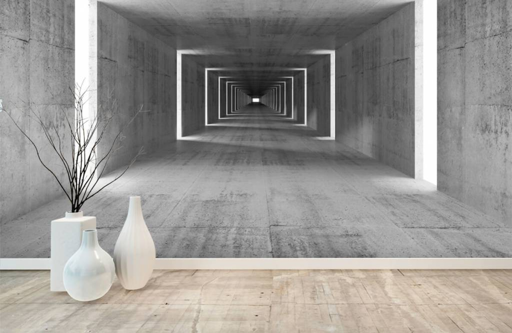 Other - Concrete tunnel - Office 9