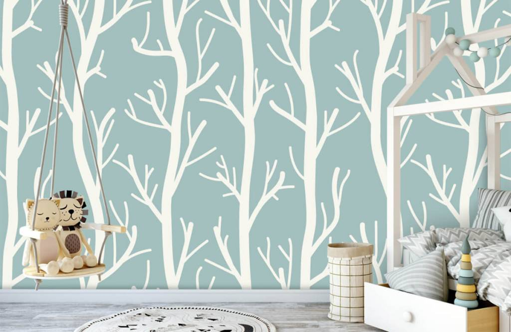 Other - Trees on branches - Children's room 1