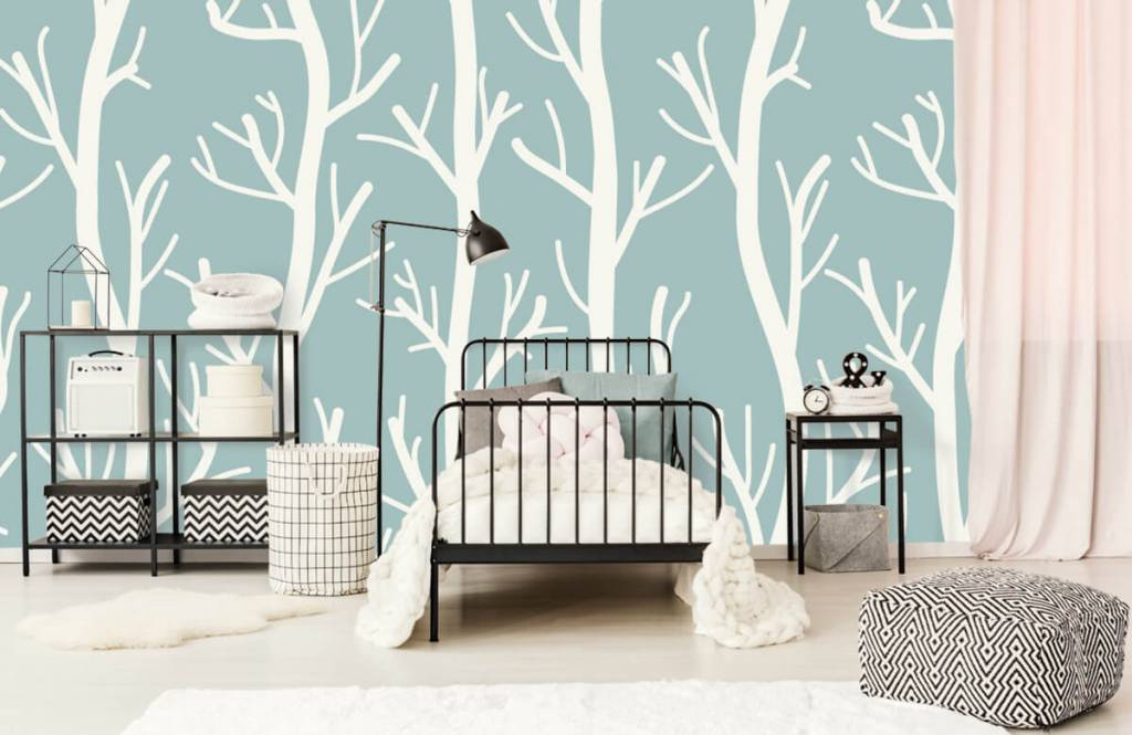 Other - Trees on branches - Children's room 2