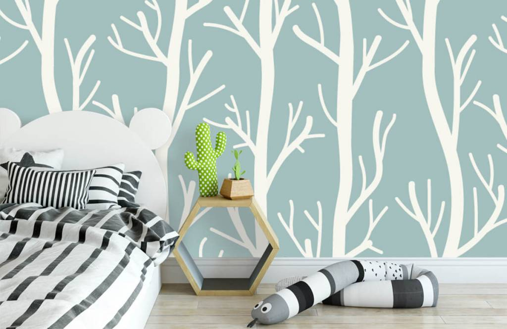 Other - Trees on branches - Children's room 3