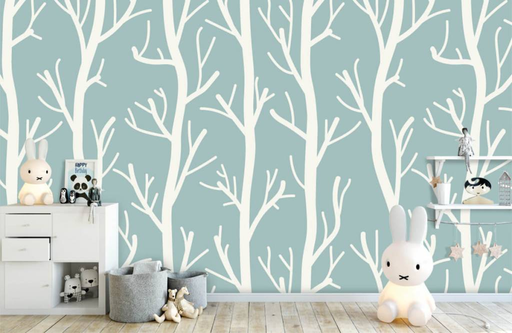 Other - Trees on branches - Children's room 4