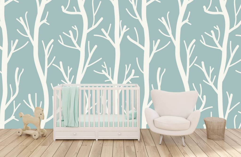 Other - Trees on branches - Children's room 5