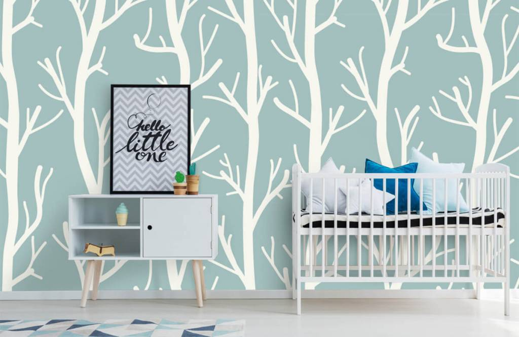 Other - Trees on branches - Children's room 6