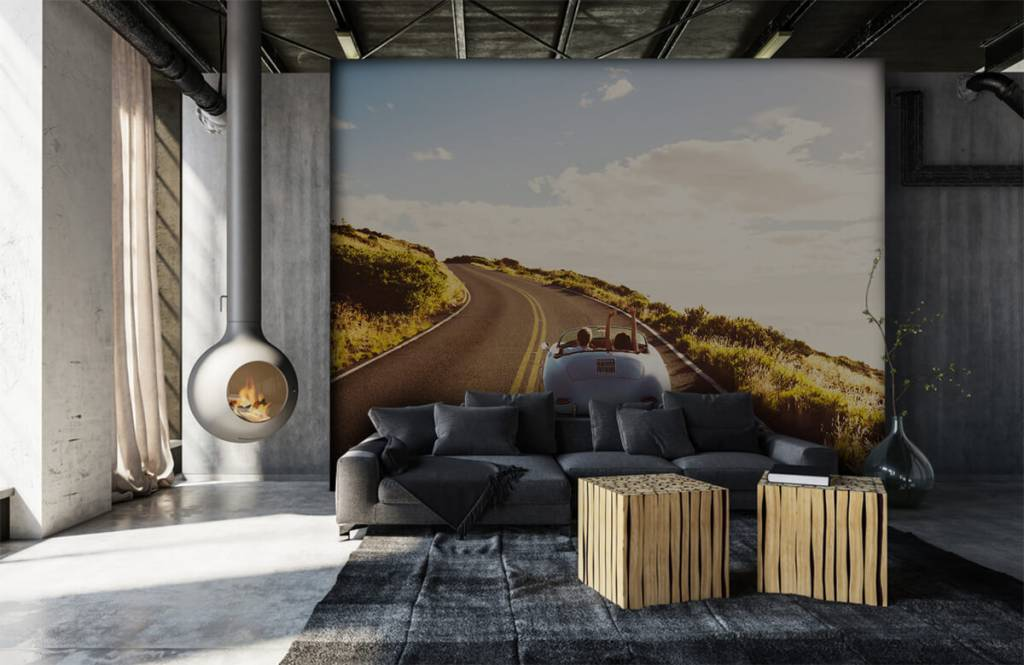 Transportation - Classic driving - Teenage room 6