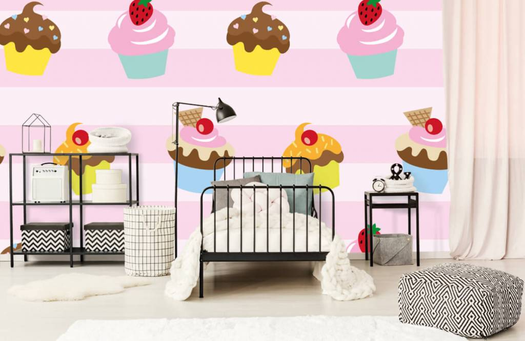 Other - Cupcakes - Children's room 2