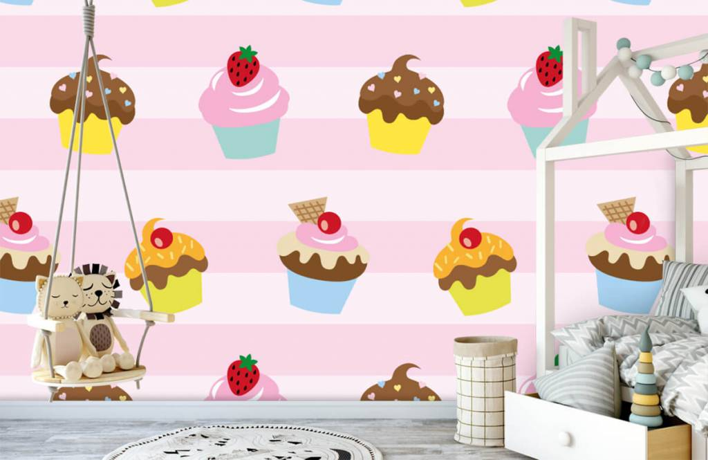 Other - Cupcakes - Children's room 3