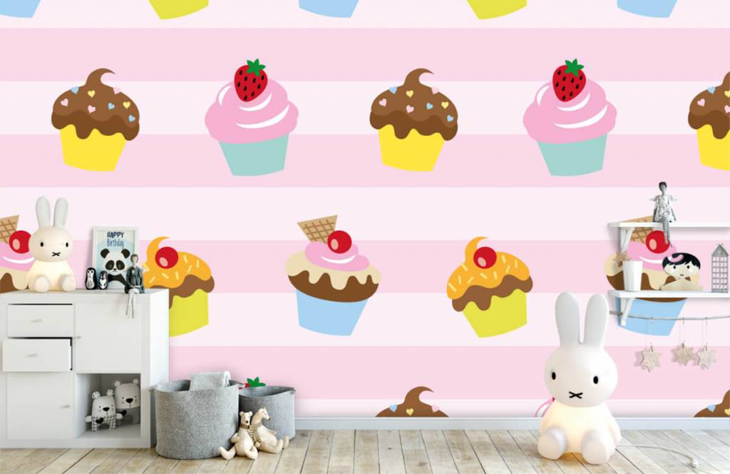 Other - Cupcakes - Children's room 4