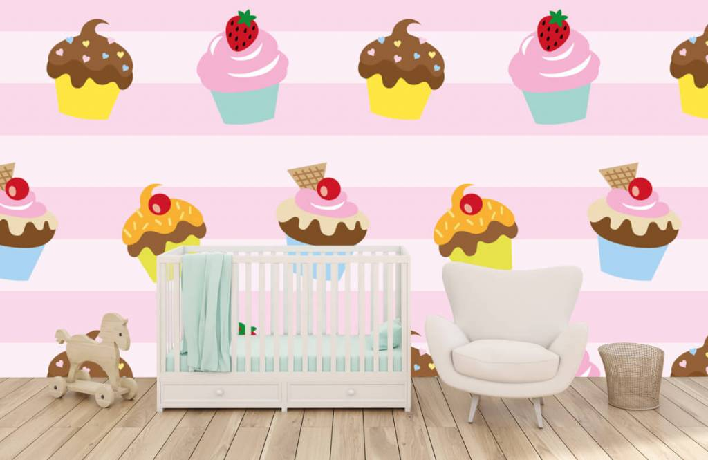 Other - Cupcakes - Children's room 5