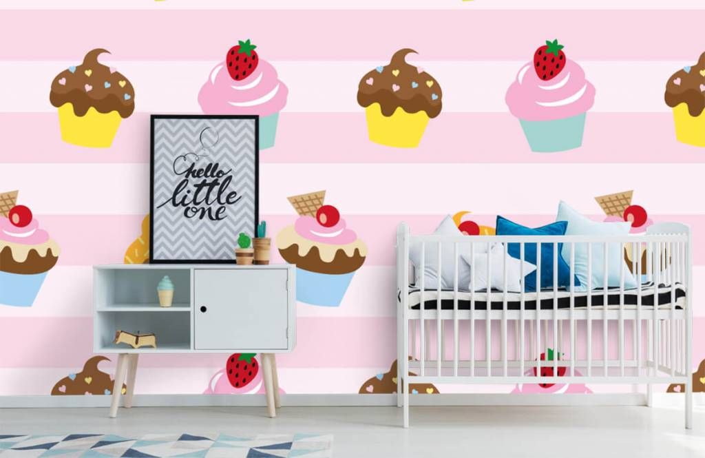 Other - Cupcakes - Children's room 6