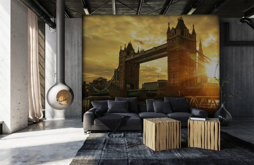 Cities wallpaper - London Tower Bridge - Bedroom 1