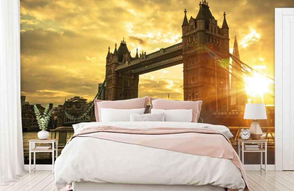 Cities wallpaper - London Tower Bridge - Bedroom 2