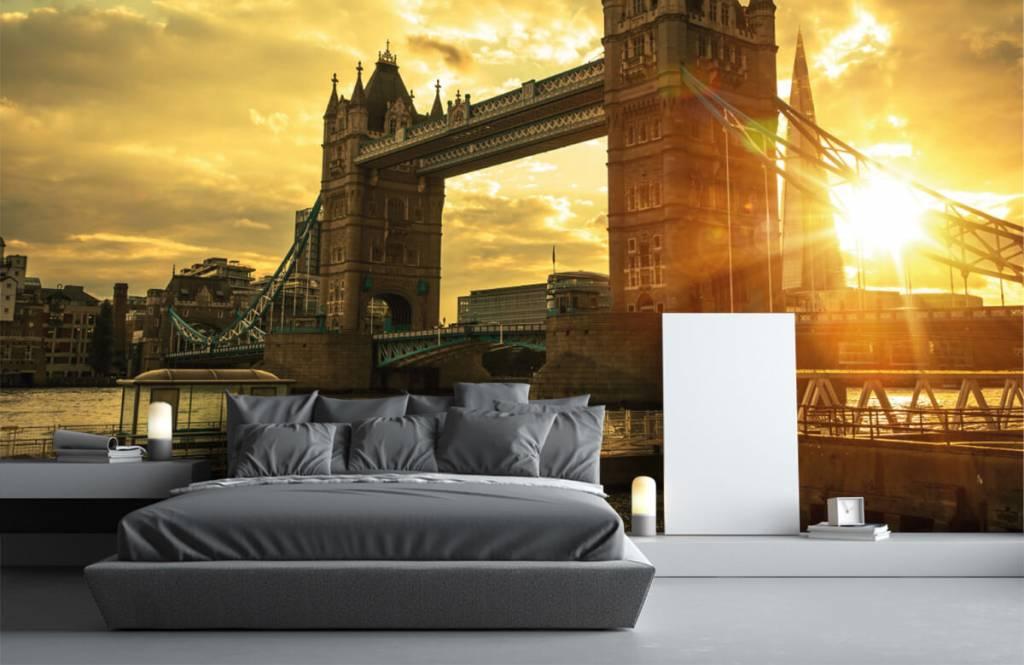 Cities wallpaper - London Tower Bridge - Bedroom 3