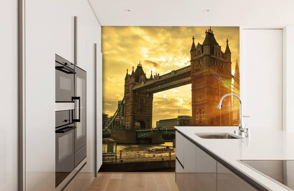 Cities wallpaper - London Tower Bridge - Bedroom 4