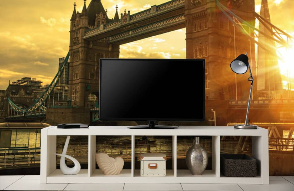 Cities wallpaper - London Tower Bridge - Bedroom 5