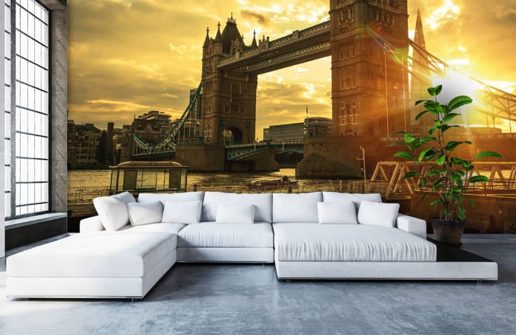 Cities wallpaper - London Tower Bridge - Bedroom 6
