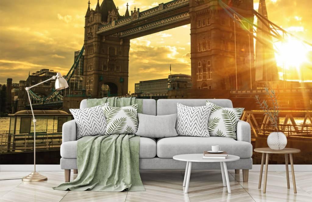 Cities wallpaper - London Tower Bridge - Bedroom 7