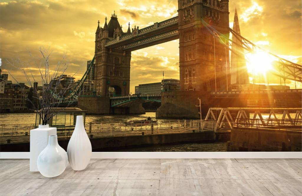 Cities wallpaper - London Tower Bridge - Bedroom 8