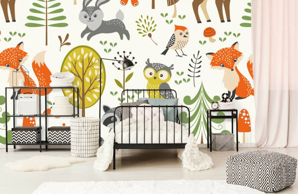 Other - Animals in the forest - Children's room 2