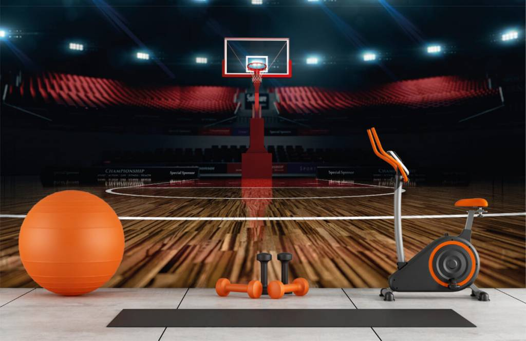 Other - Basketball arena - Hobby room 9
