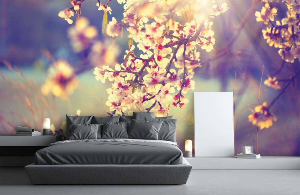 Blossom - Flowering tree - Bedroom 3