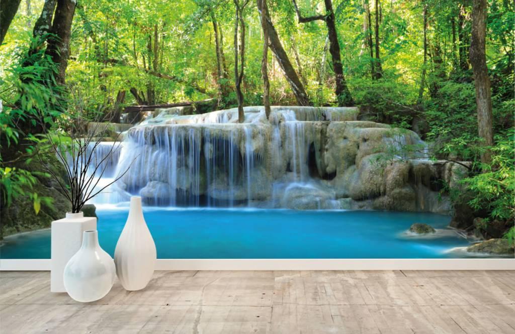 Waterfalls - Exotic waterfall - Bedroom 1