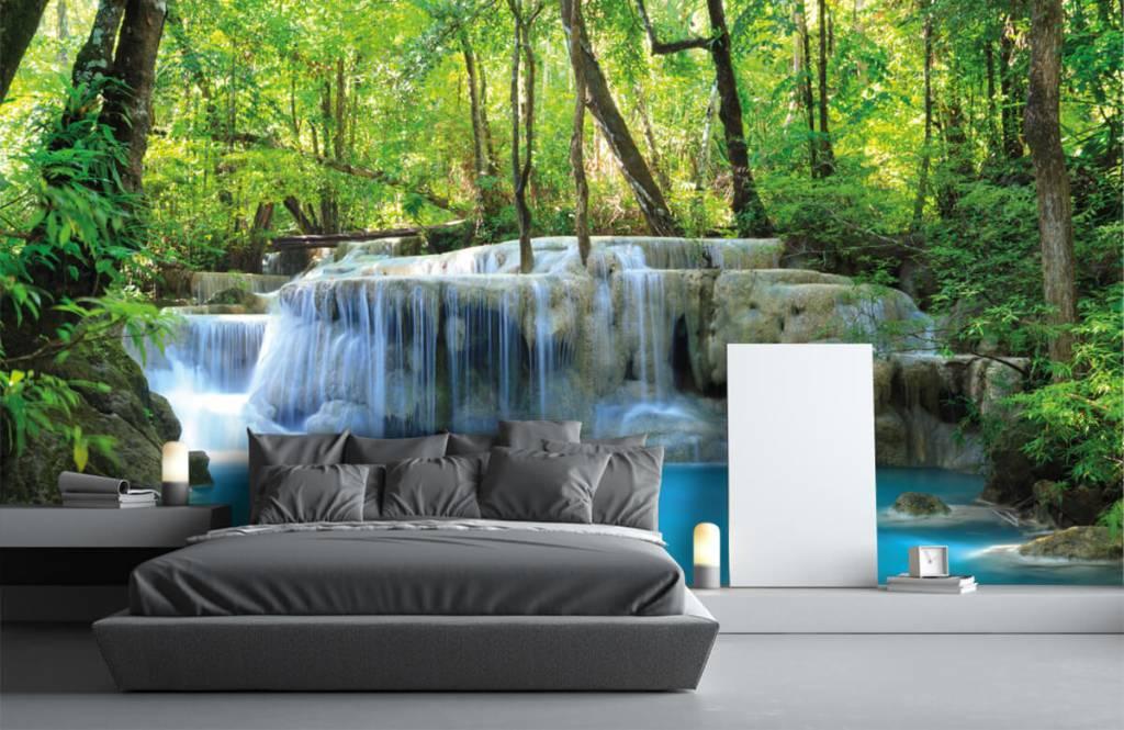 Waterfalls - Exotic waterfall - Bedroom 3