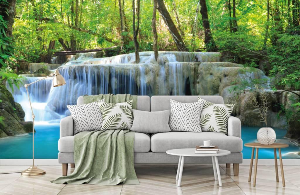 Waterfalls - Exotic waterfall - Bedroom 8