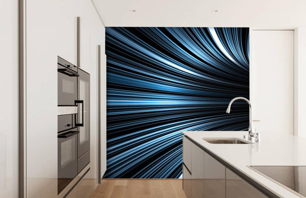 Other - Futuristic 3D tunnel - Hobby room 3