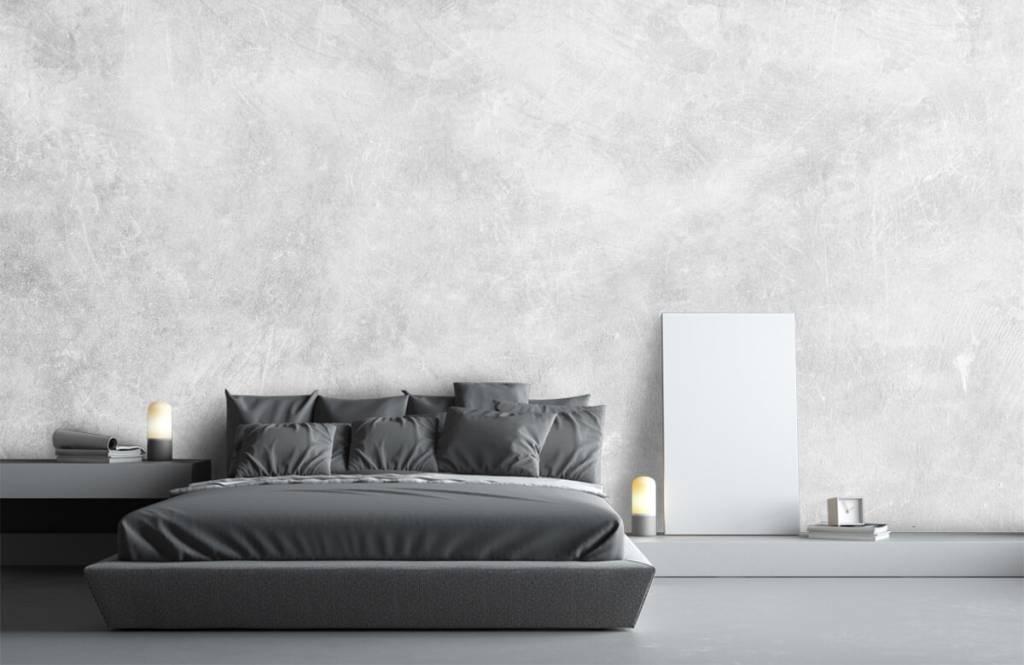 Concrete look wallpaper - Glossy concrete structure - Office 2