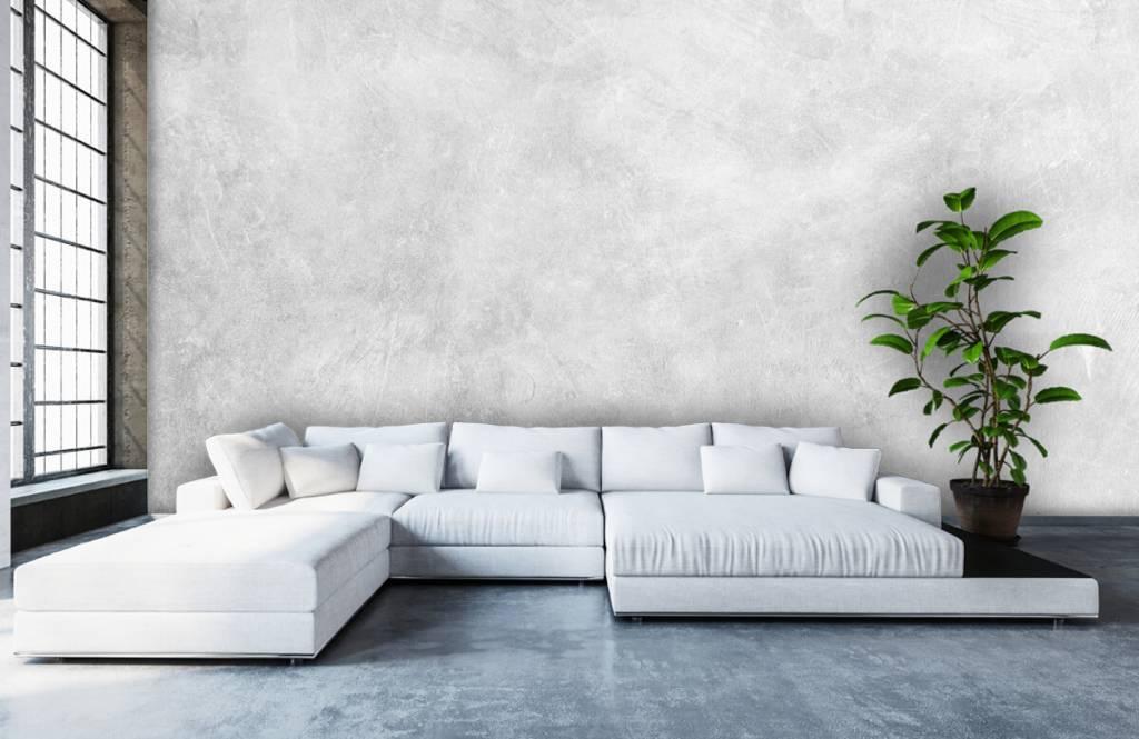 Concrete look wallpaper - Glossy concrete structure - Office 5