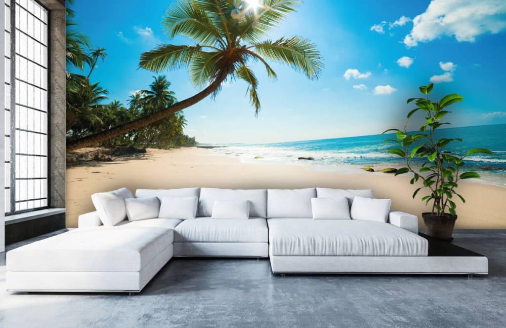 Palmtrees - Large palm tree - Bedroom 1