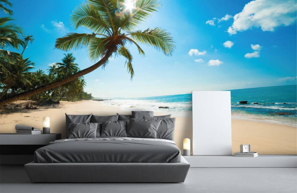 Palmtrees - Large palm tree - Bedroom 3