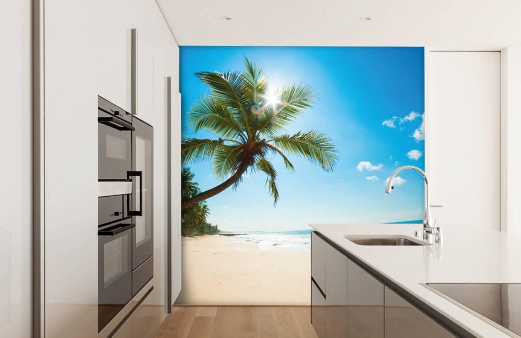 Palmtrees - Large palm tree - Bedroom 4