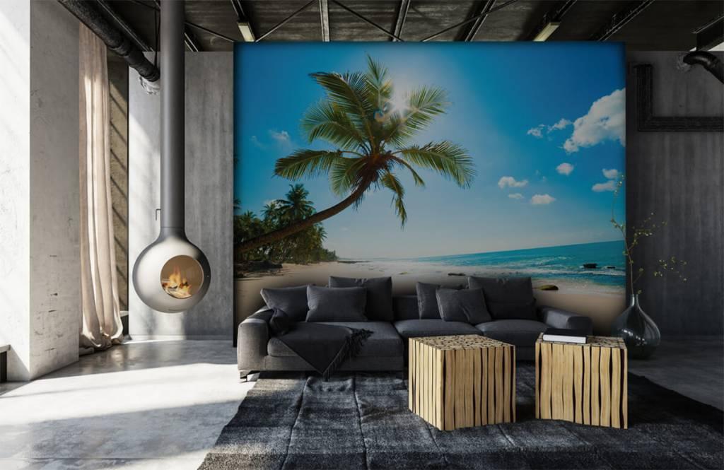 Palmtrees - Large palm tree - Bedroom 6